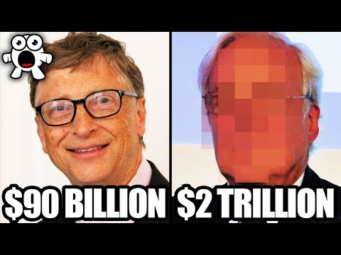 Top 10 Billionaires Who Don't Want You to Know They're Richer Than You Think