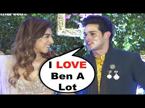 Priyank Sharma FINALLY REVEALS His Relationship With Benafsha Soonawalla