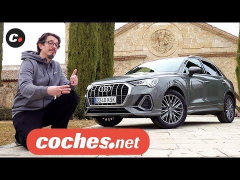 Audi Q3 2019 SUV | Primera prueba / Test / Review en español | coches.net