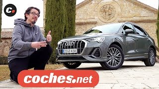 AUDI Q3 SUV | Primera prueba / Test / Review en español | coches.net