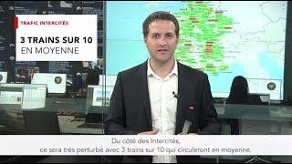 Grève nationale   Point Info-trafic #SNCF du mardi 8 mai thumbnail