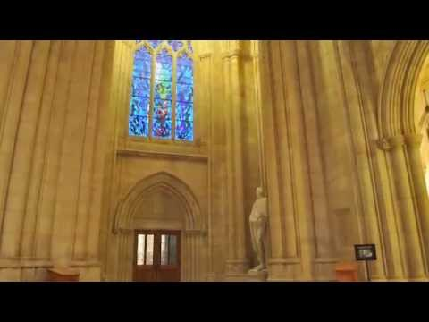 National Cathedral Tour: George Washington Bay