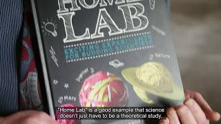 Young People's Book Prize 2017: HOME LAB