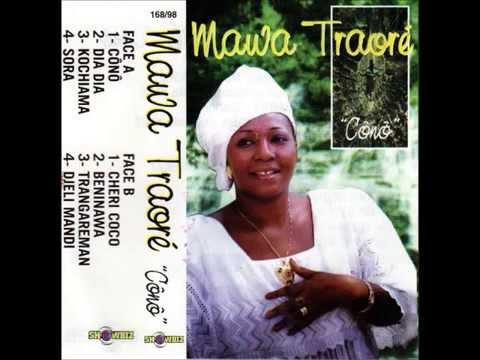 MAWA TRAORE (Cônô - 1998) A04- Sora