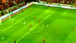 Galatasaray'da Wesley Sneijder Ne yaptı Galatasaray - Fenerbahçe