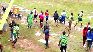KCB devours Impala as Kabras silence Homeboyz