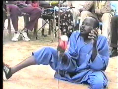 Best Sudanese Comedian: Garang Yel Akok (Maper Adul) Pt1