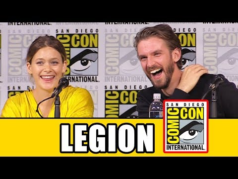 LEGION Comic Con Panel - Season 2, News & Highlights