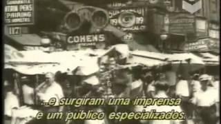 História da Dança - 1930 - Dança Moderna
