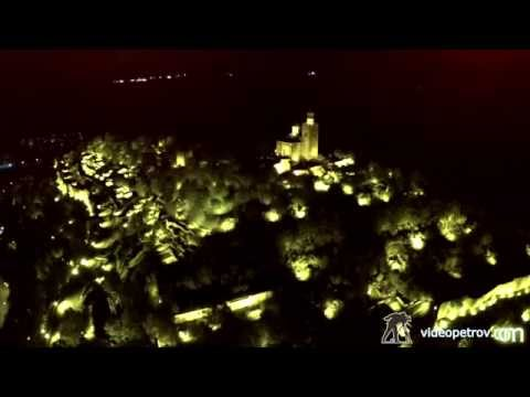 Sound and Light show in Veliko Tarnovo - air video
