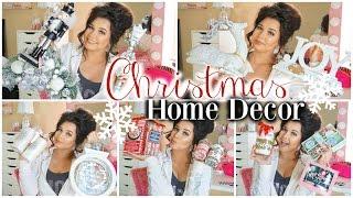 Christmas Home Decor HAUL!!
