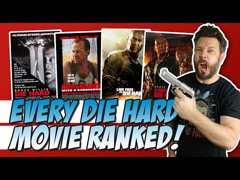 every-die-hard-movie-ranked!