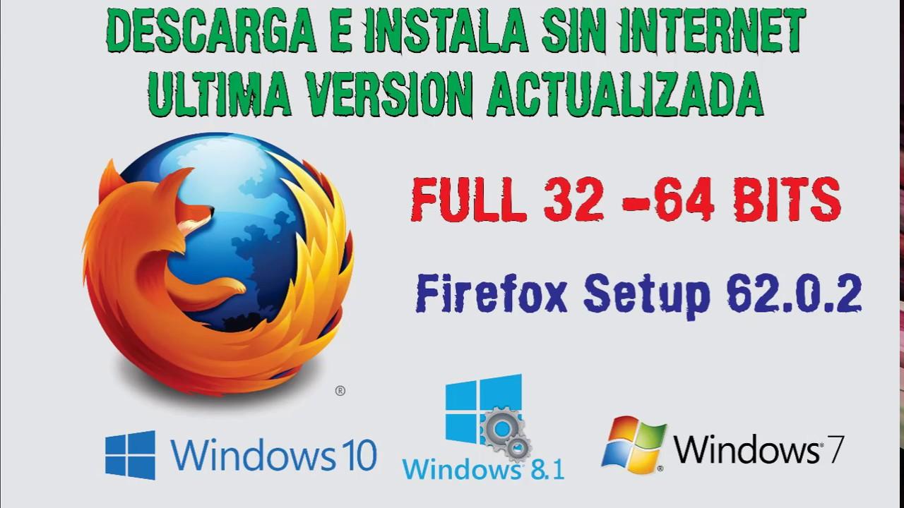 mozilla firefox+descarga gratis