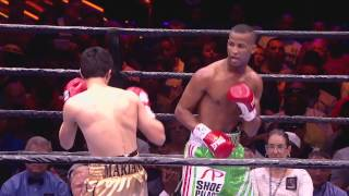 Barthelemy shuts out DeMarco and Vasquez Wins Again