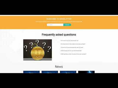 New ICO Landing Platform Will Be Better Than Bitconnect And RegalCoin