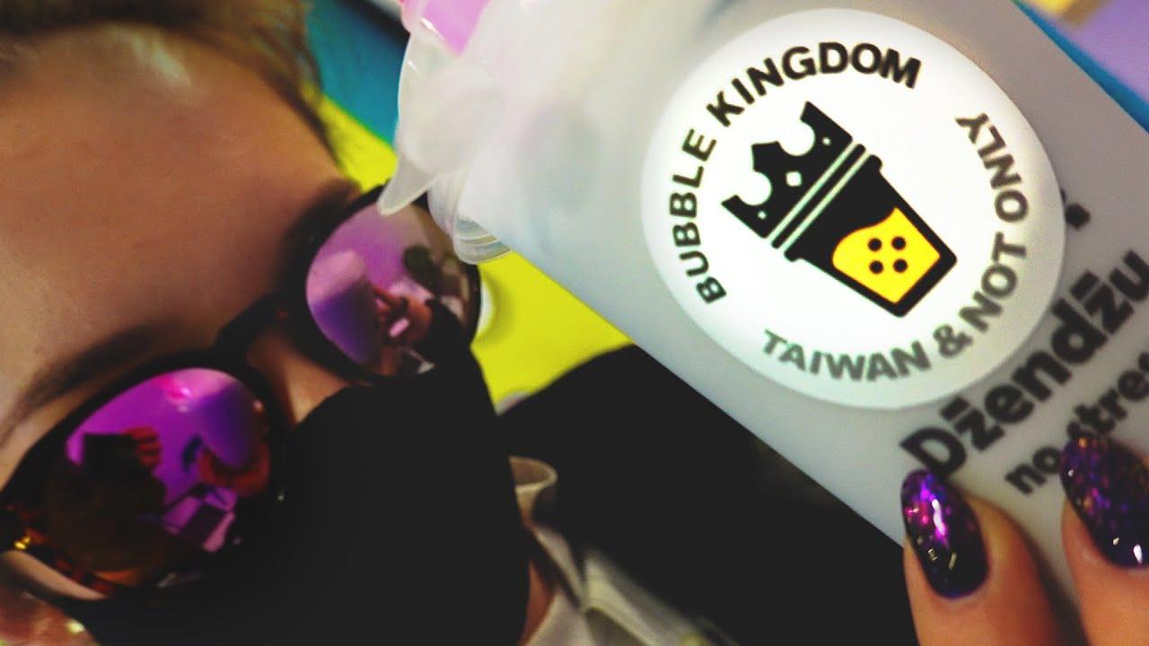 Matcha z kluskami - Bubble Kingdon KRAKÓW
