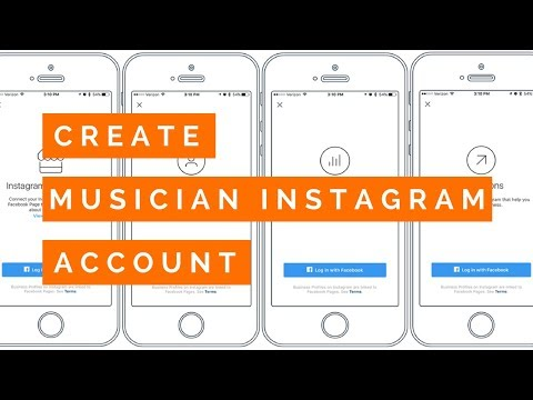 How To Change Instagram To Musician Account Tutorial   Promote Your Music On Instagram
