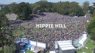 San Francisco's First Legalized Recreational Cannabis Event  - Hippie Hill 4/20/2017