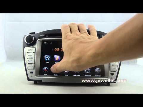Android Hyundai ix35 dvd player, Android Hyundai ix35 GPS, Android Hyundai ix35 Radio