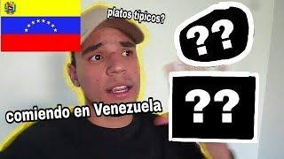 QUE SE COME EN VENEZUELA || Roy Zamora