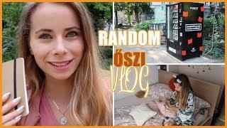 Random őszi VLOG - Randi önmagammal | Viszkok Fruzsi