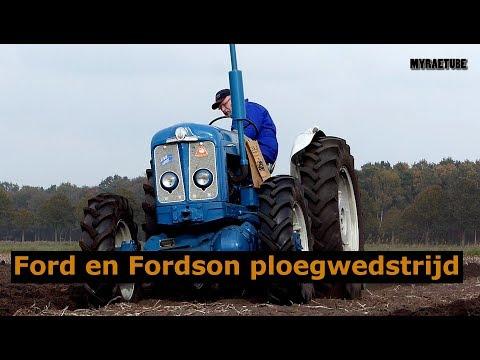 Ford En Fordson Ploegwedstrijd