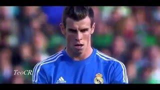Bàn thắng siêu kĩ thuật của Gareth Bale