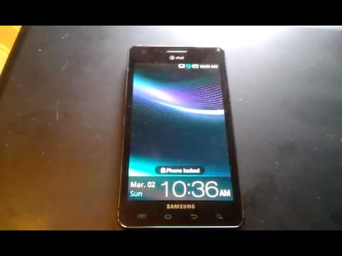 Freeunlocks.com How to Unlock Samsung INFUSE 4G for Free