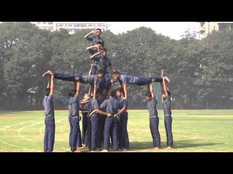 PYRAMID BY SECONDARY STUDENTS