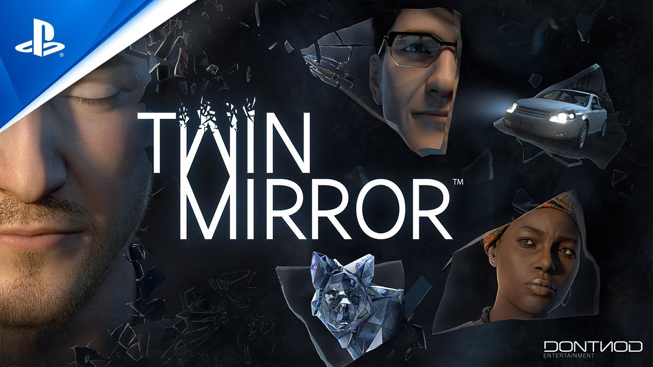 Twin Mirror - Launch Trailer | PS4