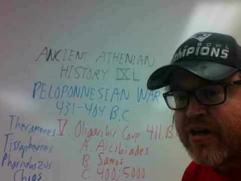 CLA397 Athenian History #9l