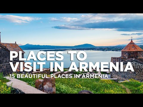 Armenia Tourist Attractions: 15 Places To Visit