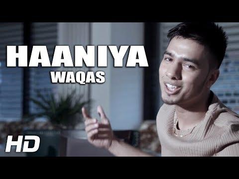 HAANIYA - WAQAS - OFFICIAL HD VIDEO - HI-TECH MUSIC