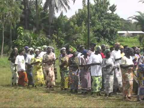 Étudiante vedette : Marie-Ève Pelletier au Togo