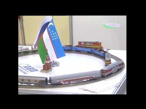 TransUzbekistan 2015 Exhibition (Axborot uz)