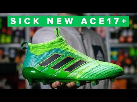 BRIGHT NEW PURECONTROL COLOUR! adidas ACE17+ Purecontrol Turbocharge