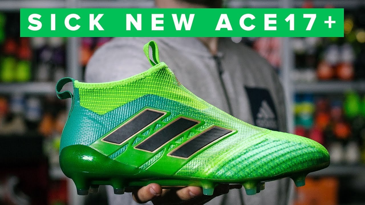 hot sale online 9e760 00514 BRIGHT NEW PURECONTROL COLOUR! adidas ACE17+ Purecontrol Turbocharge