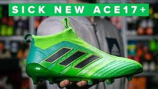 BRIGHT NEW PURECONTROL COLOUR! adidas ACE17+ Purecontrol Turbocharge