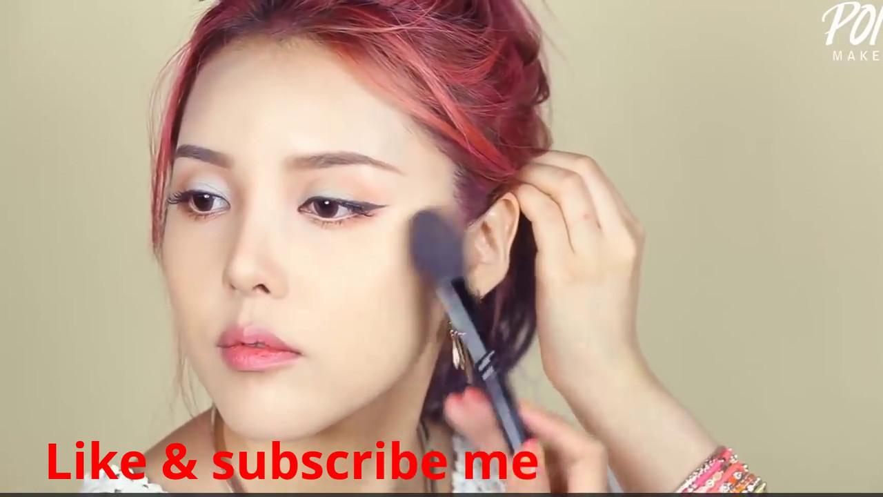 Korean Makeup 2017 Tutorial Natural Look