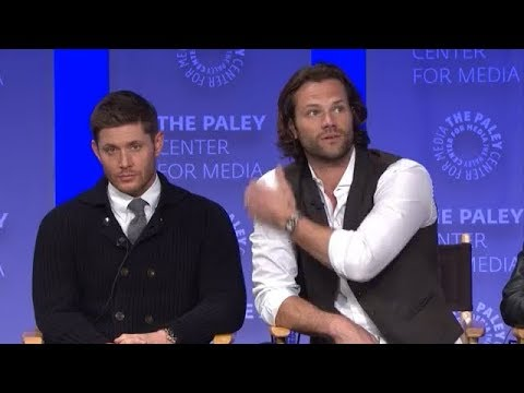 Paley Fest 2018 with the cast and creatives of Supernatural