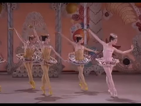 Marzipan dance in Balanchine´s The Nutcracker - NYC Ballet
