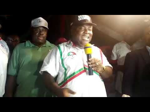 [VIDEO] 'Cross River Central Will Joyfully Vote For Governor Ayade' - Sandy Onor