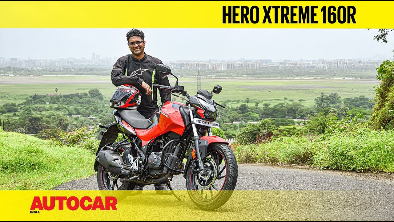 Hero Xtreme 160R Review - Hero breaks the mould | First Ride | Autocar India
