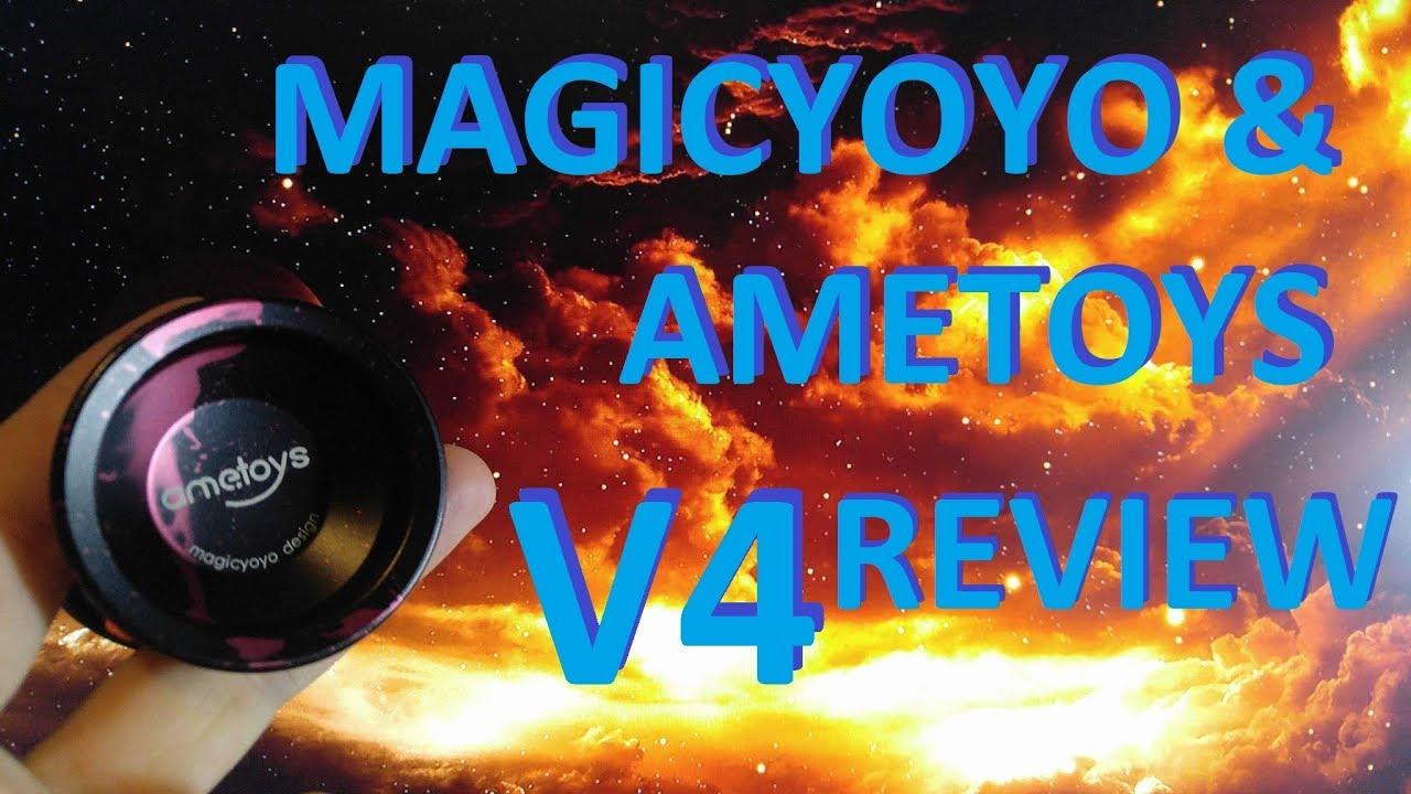 MagicYoYo Ametoys V4
