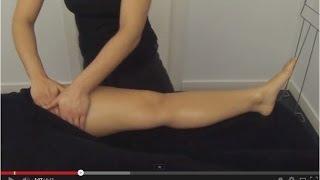 Drenaje linfático manual en piernas, lymphatic leg drainage thumbnail