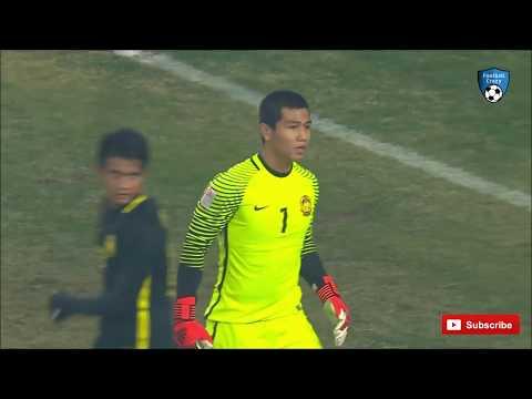 AFC U23 2018 Group: Malaysia 1- 0 Saudi Arabia
