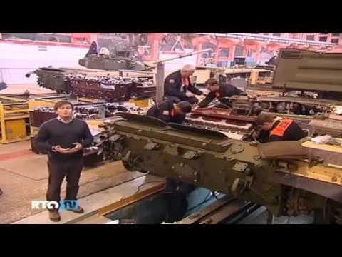 Thăm nhà máy sản xuất siêu tăng T-90 Việt Nam có thể mua (Soha.vn)
