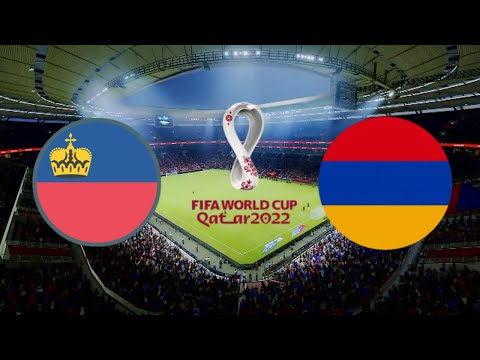 ЛИХТЕНШТЕЙН АРМЕНИЯ 0-1 ОБЗОР МАТЧА ФУТБОЛ ЧЕМПИОНАТ МИРА КАТАР 2022 ВИДЕО ГОЛЫ ОБЗОР МАТЧ FIFA21
