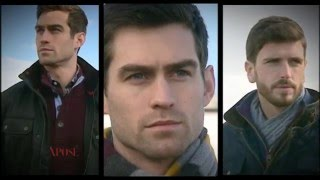Vedoneire of Ireland - Menswear collection (TV3 Xpose, video 1)