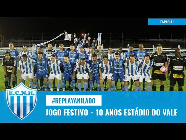 Replay Anilado - Jogo Festivo 10 anos Estádio do Vale